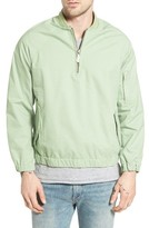 NATIVE YOUTH Men's Coverjack Half Zip Pullover