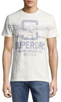 Superdry Eagle Crewneck Cotton Tee