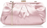 Phase Eight Alice Satin Bow Clutch Bag