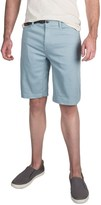"Gramicci City Cotton Twill 11"" Shorts - UPF 50, Flat Front (For Men)"