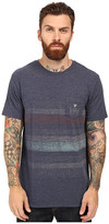 VISSLA Kookabunga Short Sleeve Heathered 30 Singles Pocket Crew