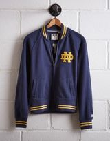 Tailgate Women's Notre Dame Bomber Jacket