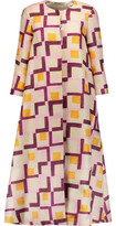 Emilia Wickstead Margaret Printed Woven Coat