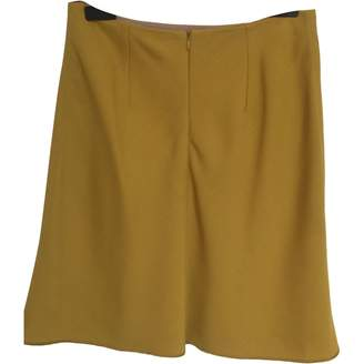 Carven \N Yellow Skirt for Women
