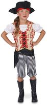 Kids Sea Pirate Girl Costume