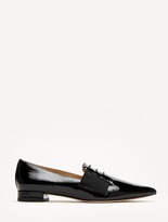 Halston Francis Patent Leather Oxfords