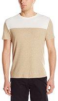 Nautica Men's Slim Fit Color Block T-Shirt