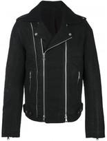 Balmain blouson biker jacket