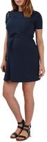 Topshop Waist Tie T-Shirt Dress (Maternity)