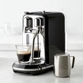 Nespresso Breville Creatista Espresso Maker