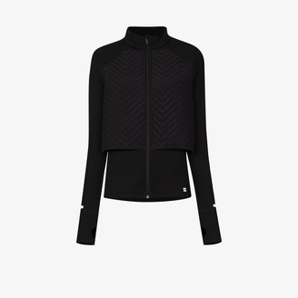 Sweaty Betty Fast Track padded performance jacket