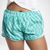 "Nike Tempo Women's 3"" Printed Running Shorts (Plus Size)"