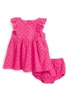 Ralph Lauren Infant Girl's Eyelet Dress