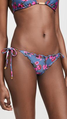 Vix Paula Hermanny Fiore Ripple Bikini Bottoms