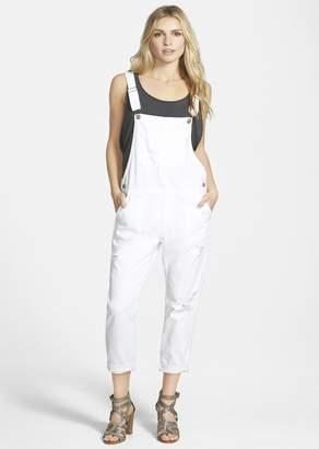 AG Jeans Finn Crop Overalls