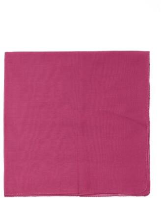 Lisa Corti - Set Of 12 Cotton-gauze Napkins - Pink