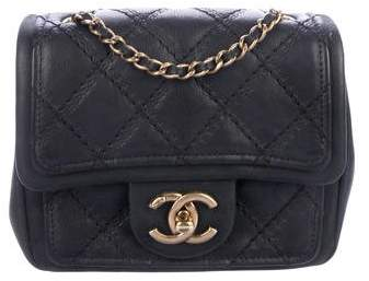 Chanel Mini Graphic Flap Bag