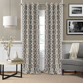 Asstd National Brand Grayson Blackout Grommet-Top Curtain Panel