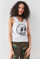 Cheap Monday Skull Muscle Tank Top