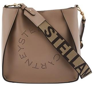 Stella McCartney Mini Stella Logo cross body bag