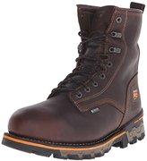 "Timberland Men's 8"" Boondock Soft Toe Waterproof Ins Work Boot"