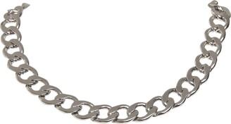 Urban Classics Big Chain Necklace Cuff Links