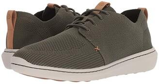 Clarks Step Urban Mix (Khaki Textile Knit) Men's Shoes