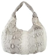 Nancy Gonzalez Crocodile & Python Hobo