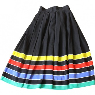 Ted Lapidus Multicolour Polyester Skirts