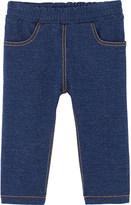 Petit Bateau Baby boy's stretch fleece pants 3-36 months