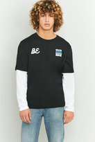 Cheap Monday Boxer Long Sleeve Black T-shirt