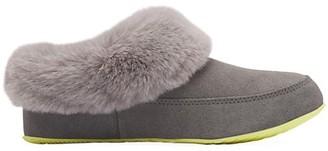 Sorel Go Coffee Run Faux Fur-Lining Suede Slippers
