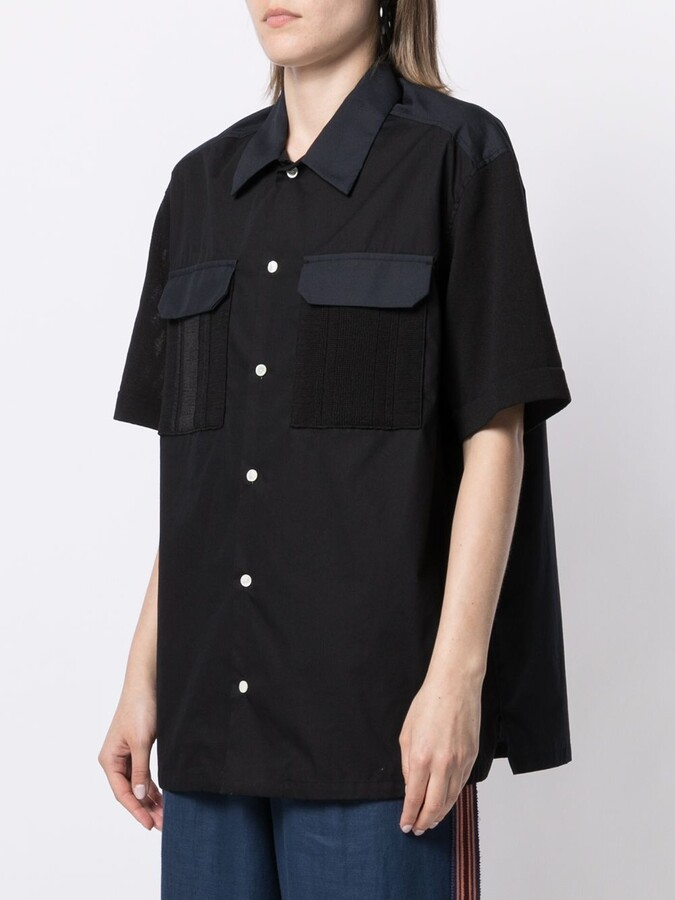 Thumbnail for your product : Coohem Short-Sleeve Knit Top