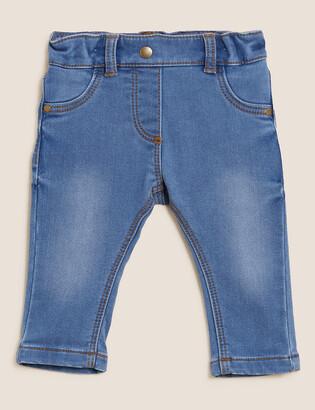 Marks and Spencer Light Wash Jeans