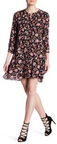 Collective Concepts Floral Shift Dress