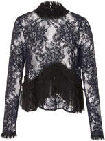 Alexis Karenza Long Sleeve Lace Top