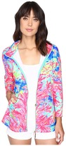 Lilly Pulitzer Deedee Swing Jacket Women's Coat