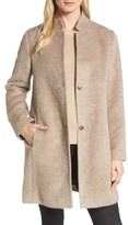 Eileen Fisher Women's Alpaca Blend Coat