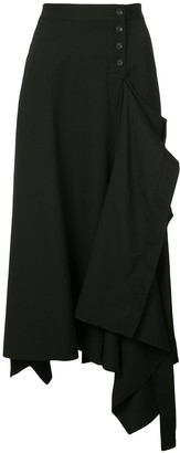 Yohji Yamamoto Asymmetric Style Skirt