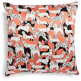 Kate Spade Dog Print Pillow