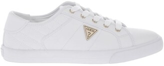 GUESS Comly2-R White Sneaker
