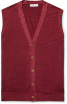 Etro - Wool Sweater Vest