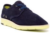 Johnston & Murphy Bree Perforated Platform Sneaker
