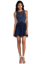 BCBGMAXAZRIA Sophiana Sleeveless Dress