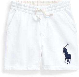 Ralph Lauren Big Pony French Terry Short