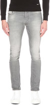 Diesel Tepphar 0853t slim-fit tapered jeans