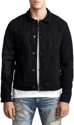 True Religion Men's Dylan Magnetic Field Jacket