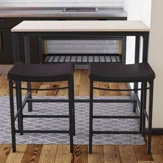 Trent Austin Design Bezons 3 Piece Pub Table Set Trent Austin Design