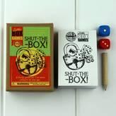 Nest Little Box Game Shut The Box