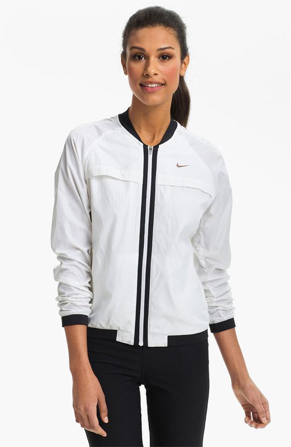 Nike Taffeta Dri-FIT Bomber Jacket